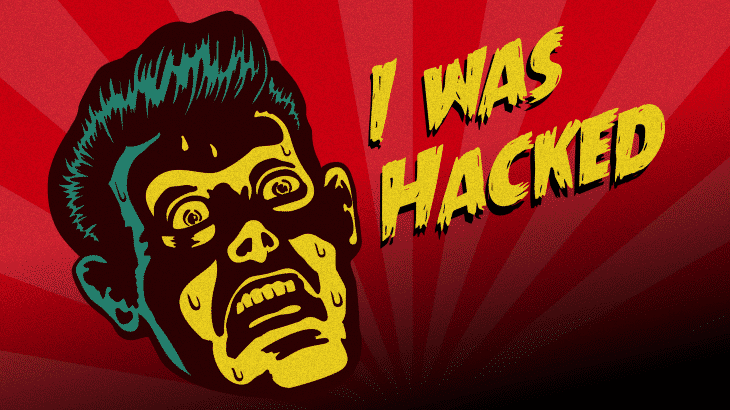 I was hacked!