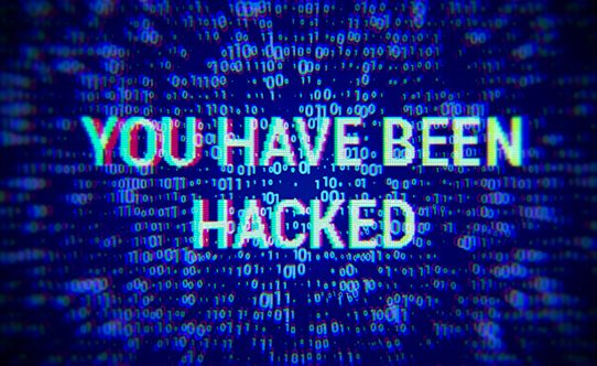You have been hacked!